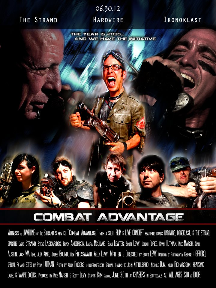 Combat Advantage movie
