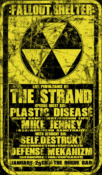 The Strand Live at :Fallout.Shelter:!