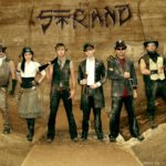 the strand steampunk costume promo shot