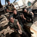 combat advantage promo shot, guys with guns